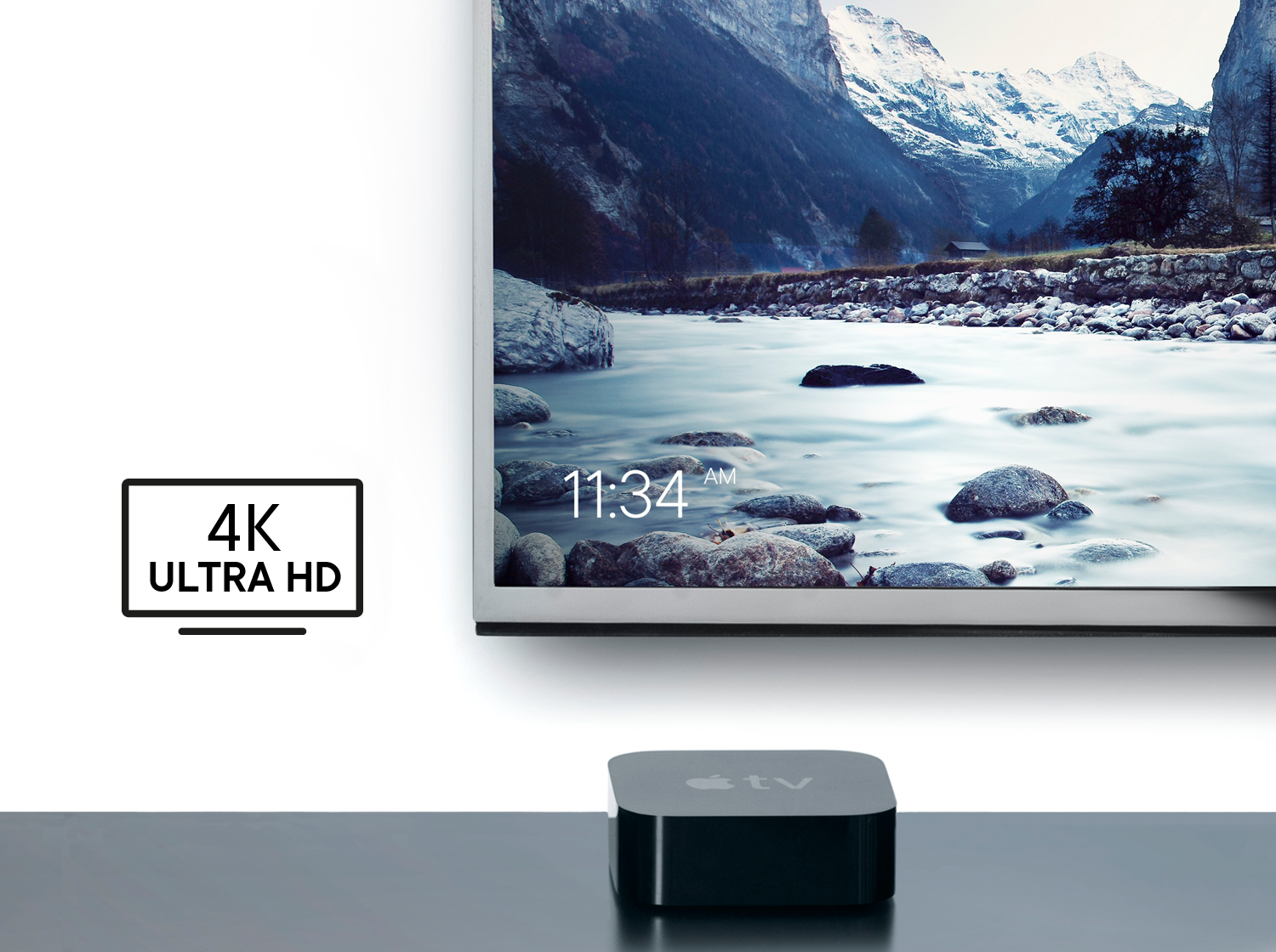 4K Ultra HD broadcast
