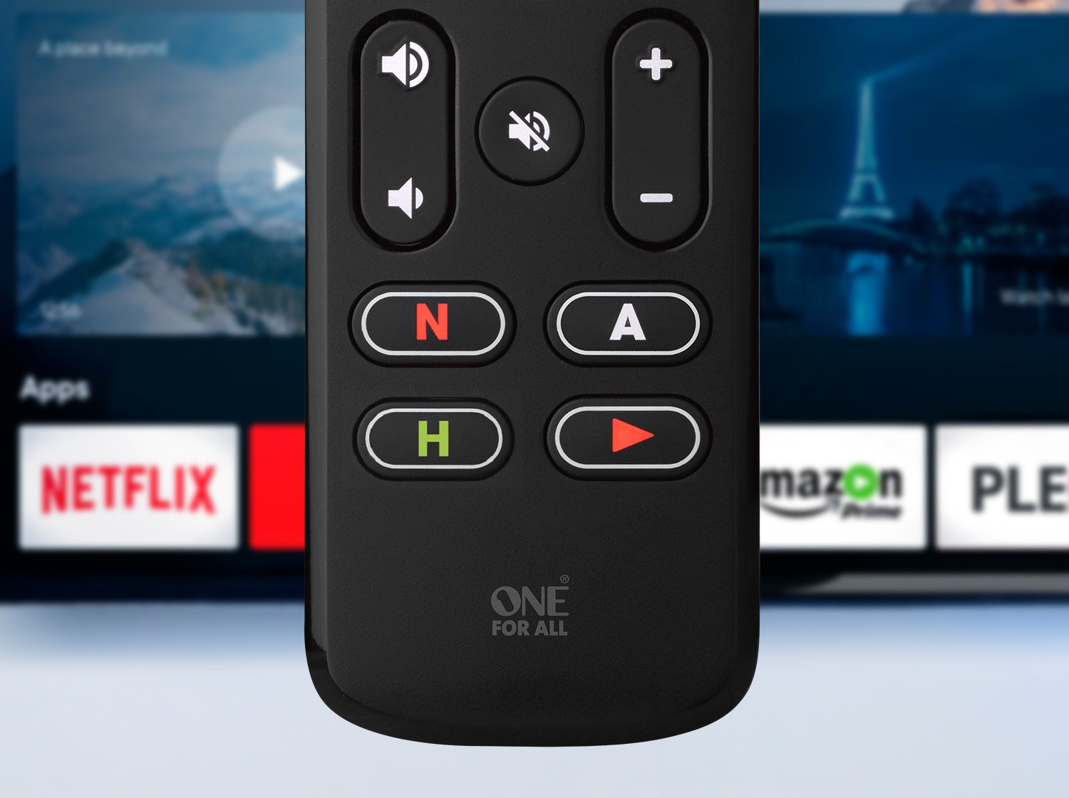 One For All Streamer Remote URC7935