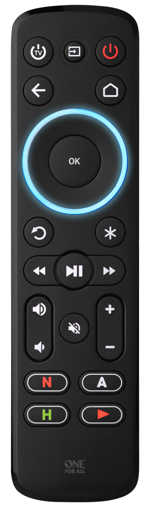 Streamer Remote | One For All